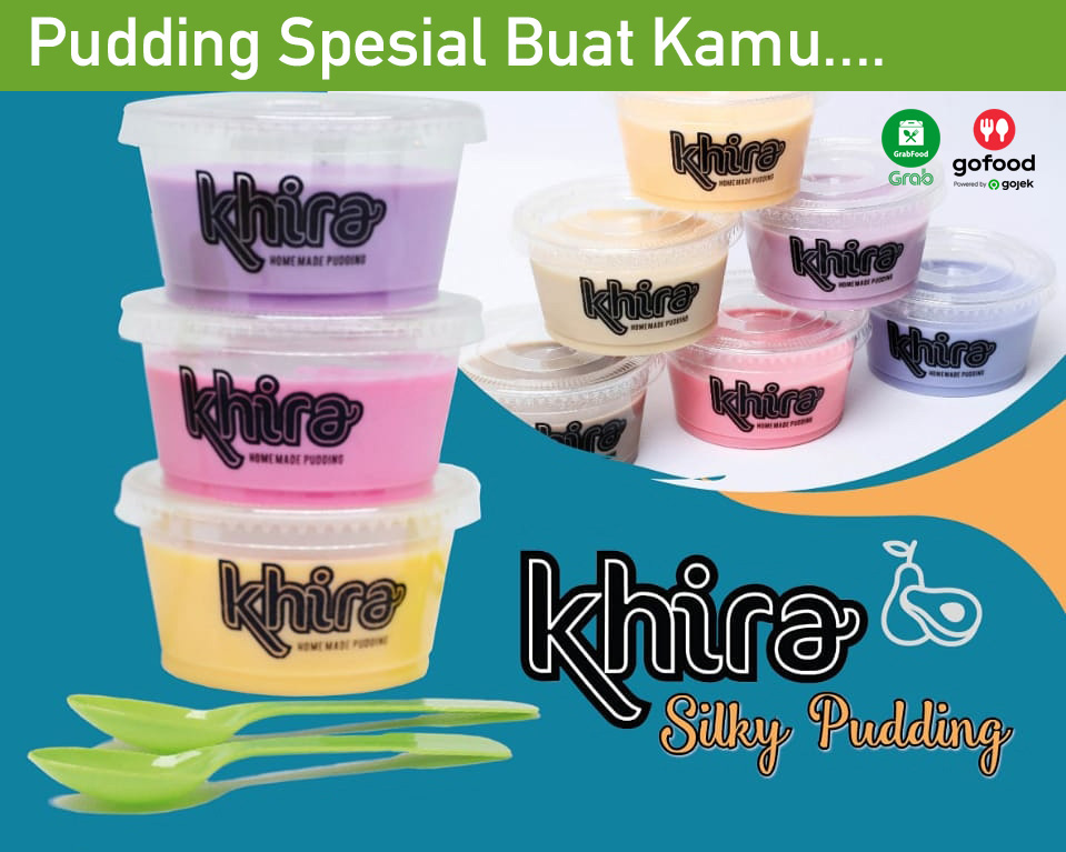 khira silky pudding
