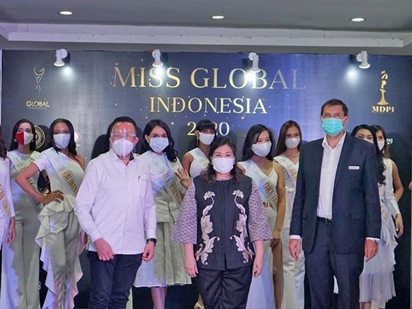 Miss Global Indonesia