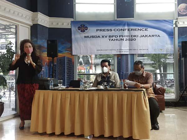 MUSDA ke-XV BPD PHRI DKI Jakarta