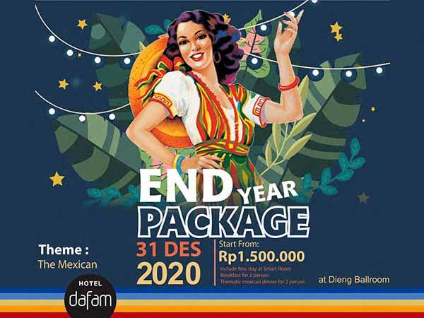 Intip Promo Menarik Bulan Desember di Hotel Dafam Wonosobo
