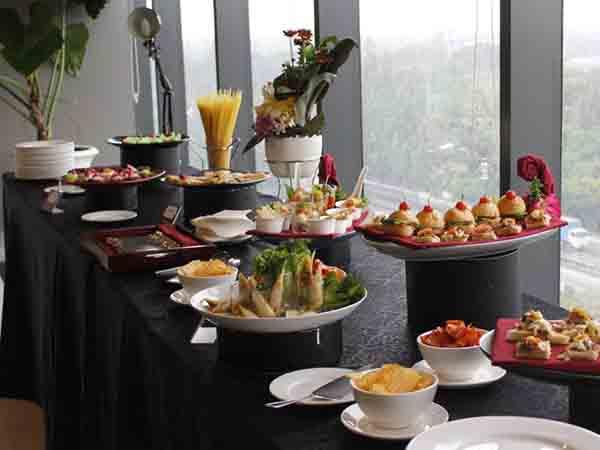 New Year Eve 2021 Teraskita Hotel Jakarta