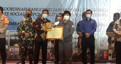 Hankook Tire Raih Penghargaan dari Pemerintah Kabupaten Bekasi