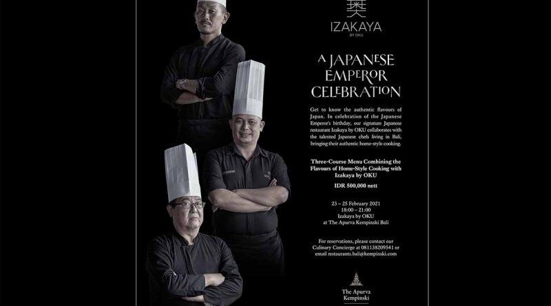 Spesial Kolaborasi Izakaya by OKU