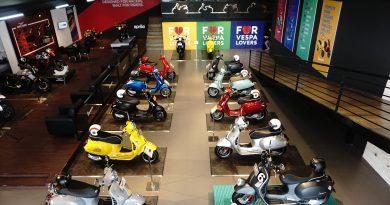 PT Piaggio Indonesia Meningkatkan Level Premiumisasi Motoplex bersama 4 brand Piaggio