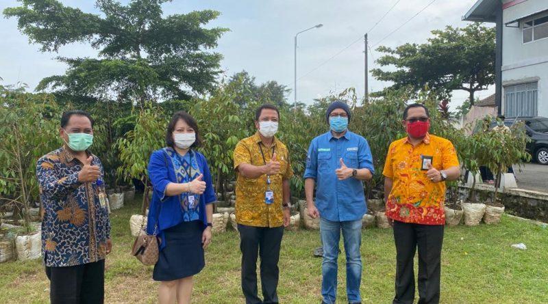 Kolaborasi BCA dan Benihbaik.com Donasi Bibit Durian