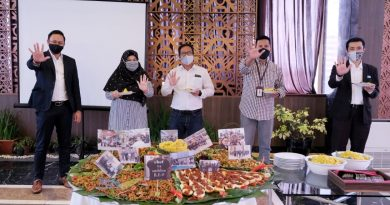Hotel GranDhika Iskandarsyah Jakarta Rayakan Ulang Tahun ke-5