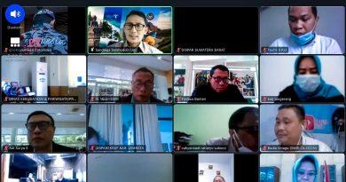Menparekraf Berharap Insan Pers Kolaborasi Bangkitkan Sektor Parekraf