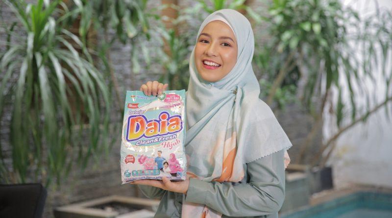 DAIA Clean & Fresh Hijab Solusi Baru Pakaian Bersih dan Wangi