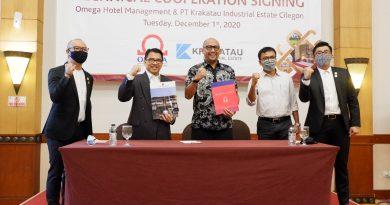 Omega Hotel Management Menjadi Konsultan Hotel Bintang 4, The Royale Krakatau Cilegon
