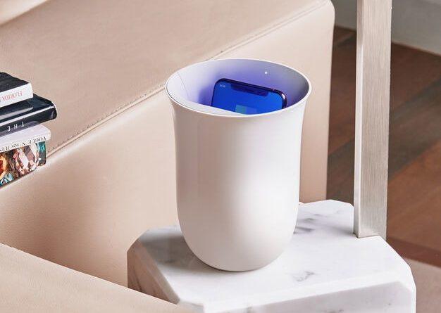 Sanitasi dengan Sinar UV