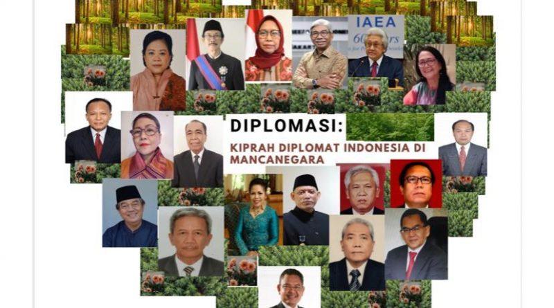 Buku Diplomasi Indonesia Diluncurkan