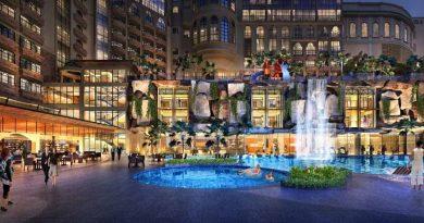 Sunway Resort Tampilkan Desain Visioner dan Teknologi Futuristik