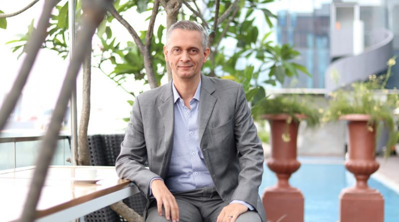 Ini General Manager Baru Harris Vertu dan Yello Hotel Harmoni Jakarta