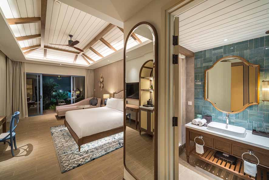 Centara Mirage Resort Mui Ne will offer a collection of 984 stylish rooms and pool villas