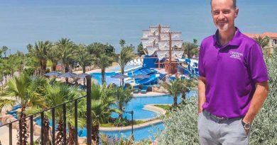 Franck Rodriguez, GM of Centara Mirage Resort Mui Ne